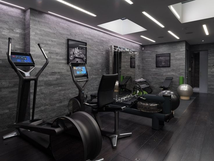 Laeacco laeacco gym photography background ft fitness room